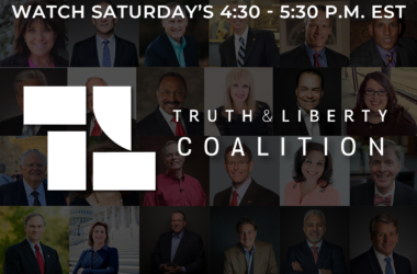 Turth & Liberty Coalition on CTN - Watch Saturdays 4:30 -5:30PM EST